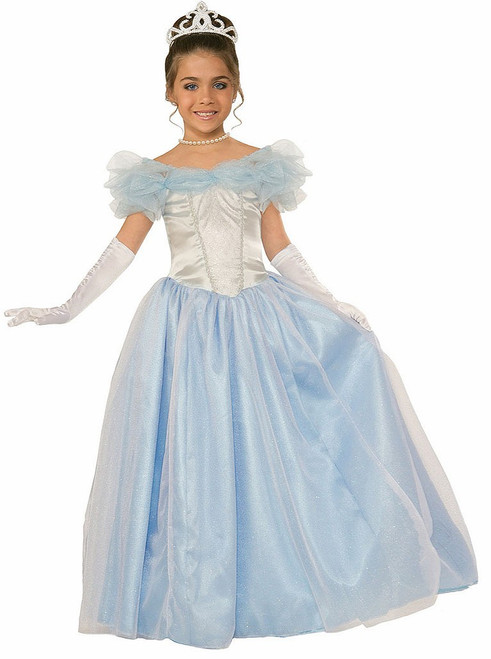 Happily Ever After Girl Princess Costume