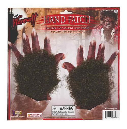 Werewolf Hand Patch