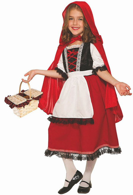 Little Red Riding Hood Girl Costume