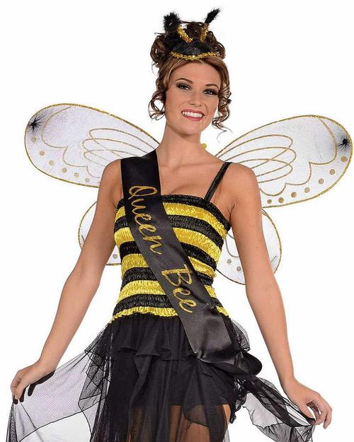 Queen Bee Sash