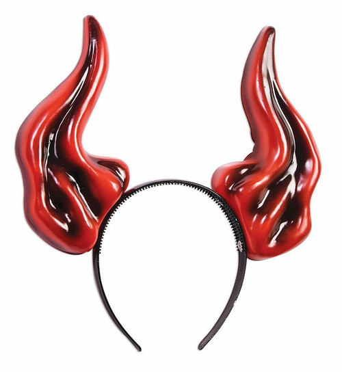 Demon Horns Headband