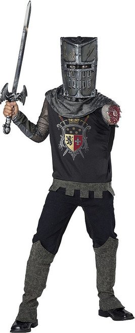 Black Knight Child Costume