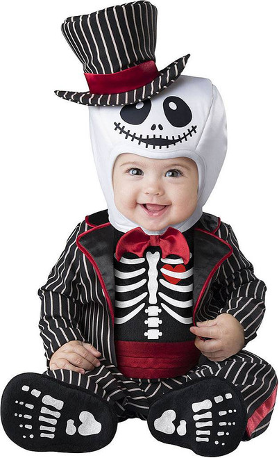 Lil Skeleton Baby Costume