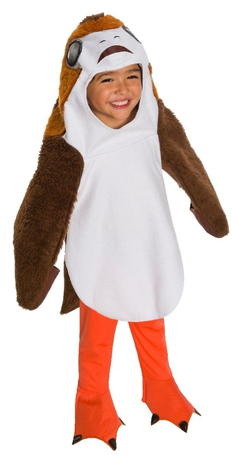 Porg the Last Jedi Toddler Costume