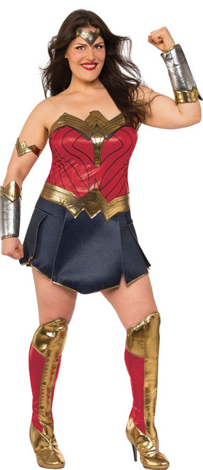 Wonder Woman Adult Costume Plus