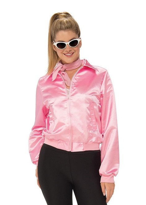 Grease Pink Ladies Jacket Adult