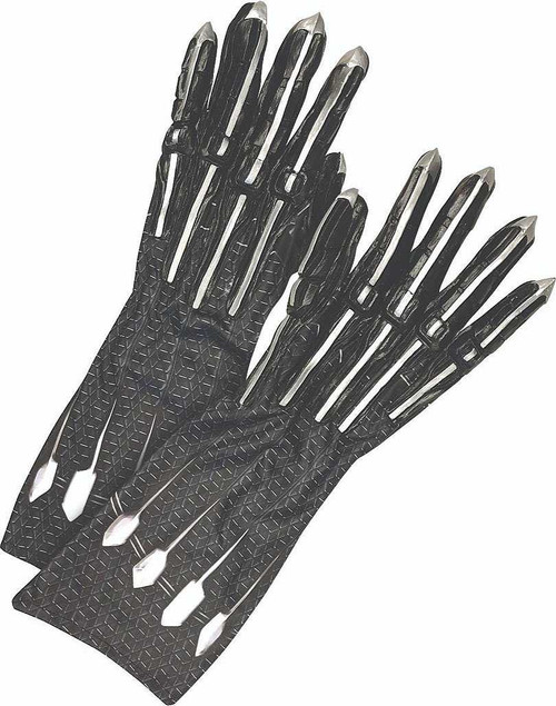 Black Panther Adult Claw Gloves