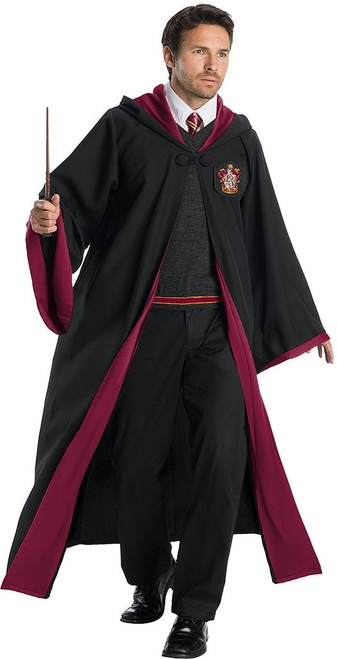 Harry Potter Gryffindor Adult Costume