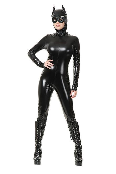 Mischievous Cat Woman Costume