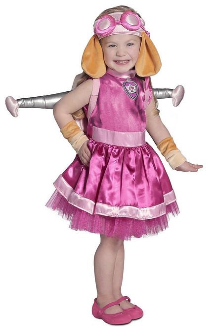 Paw Patrol Skye Girl Costume