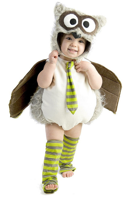 Grey Owl Toddler Costume