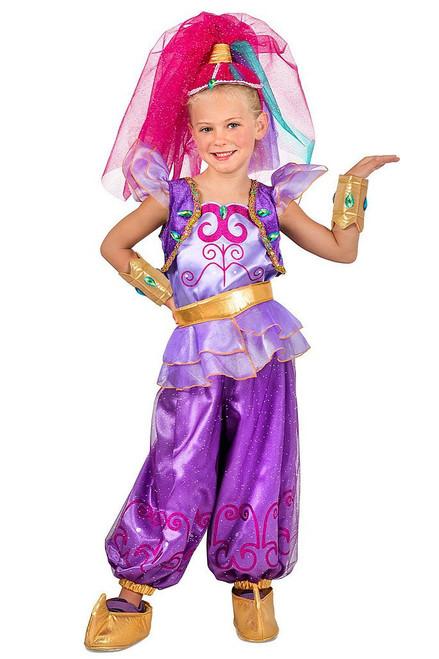 Shimmer Genie Girl Costume