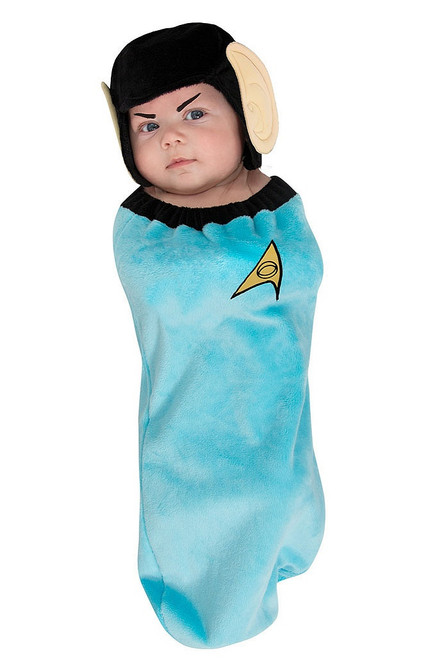 Star Trek Spock Newborn Costume