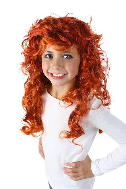 Forest Princess Child Wig