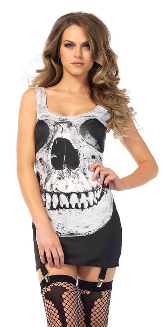 Skull Tank Dress
