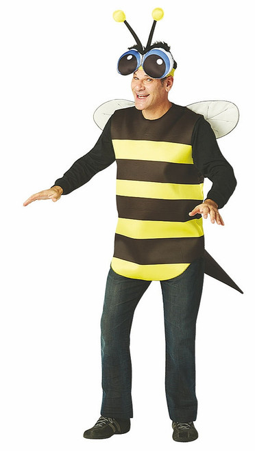 Big Eyed Bee Adult Costume
