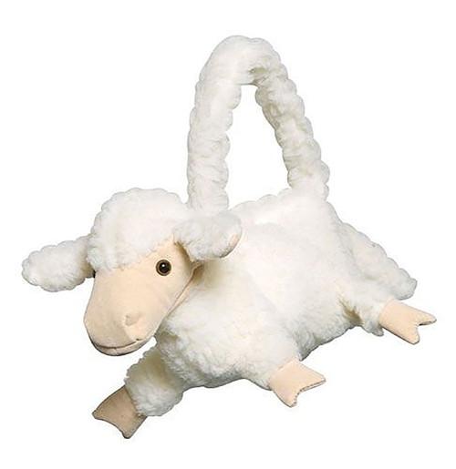 Sheep Purse Costume Accessory