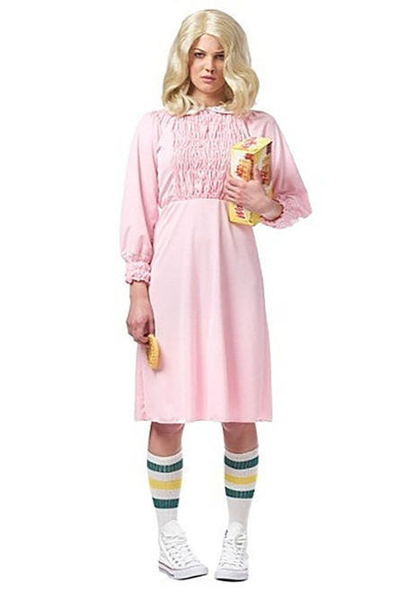 Eleven Strange Girl Adult Costume