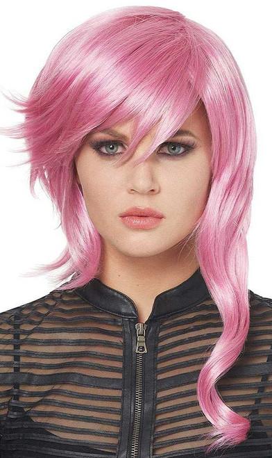 Fantasy Girl Pink Wig