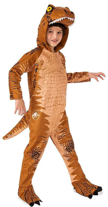 T-Rex Oversized Jumpsuit Child Costume