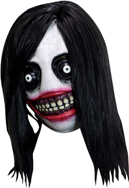 Jeff the Killer Creepy Mask
