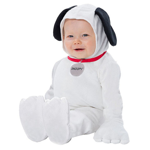 Snoopy Toddler Boy Costume