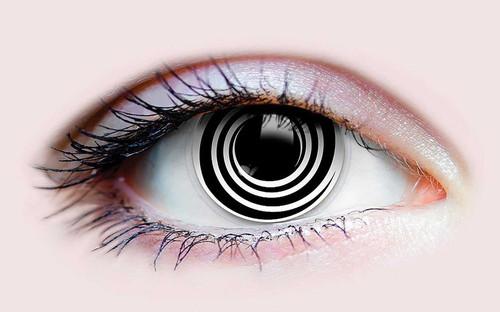 Hypnosis Contact Lenses