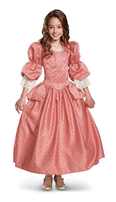Prairie Elegant Girl Costume