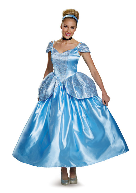 Cinderella Prestige Adult Costume