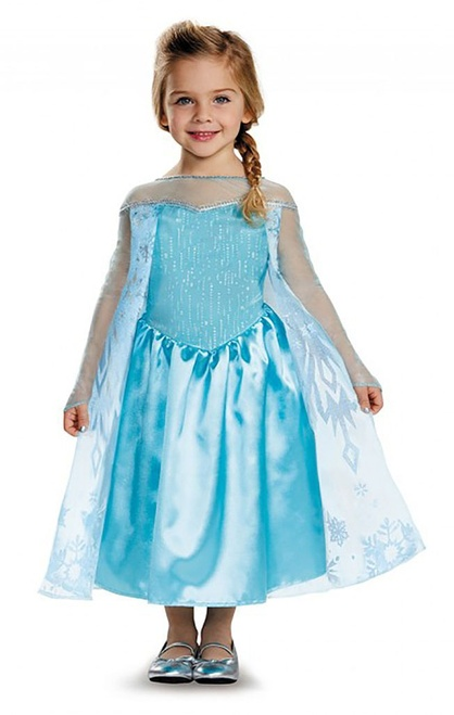 Frozen Elsa Toddler Costume