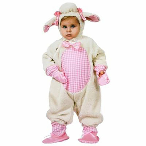 Sheep Toddler Girl Costume