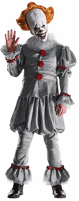 Grand Heritage Pennywise Adult Clown Costume