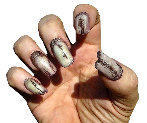 Zombie Creepy Claws