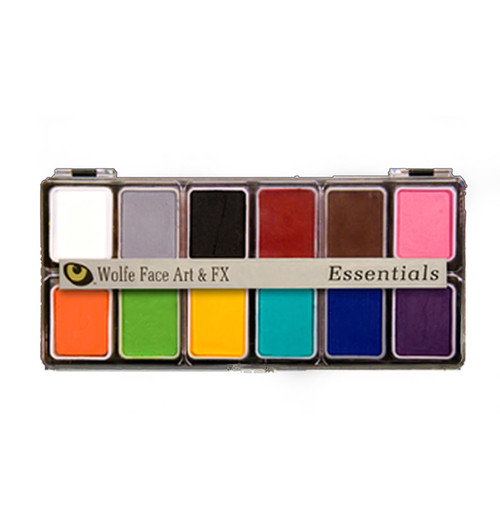 12 Colors Makeup Palette