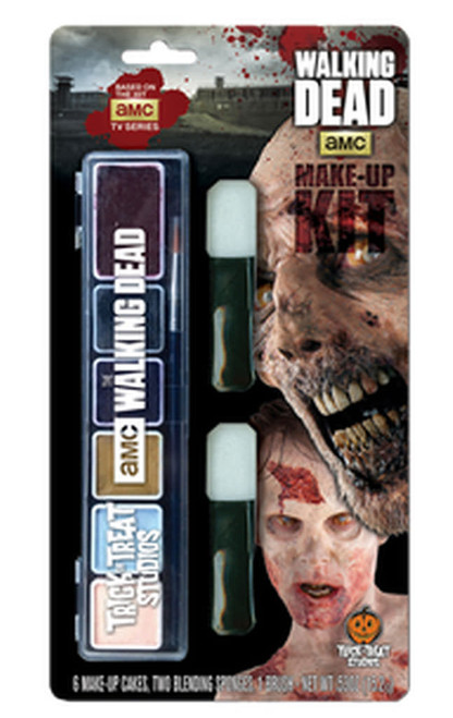 The Walking Dead Makeup Kit
