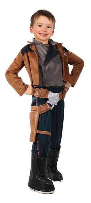 Hans Solo Child Costume Deluxe
