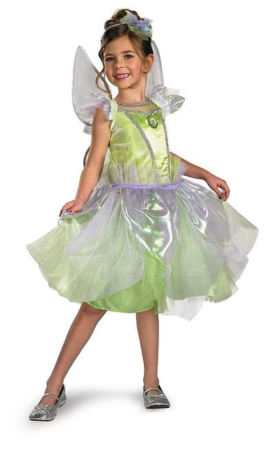 Tinker Bell Tutu Prestige Girl Costume