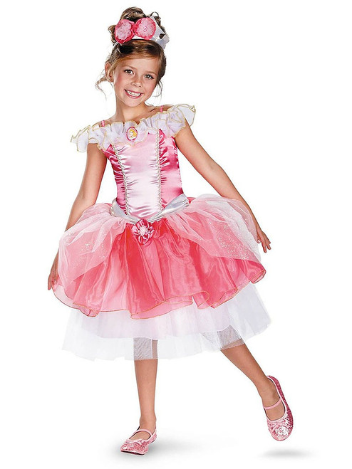Sleeping Beauty Tutu Prestige Girl Costume