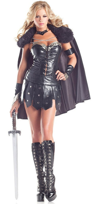 Medieval Warrior Princess Costume