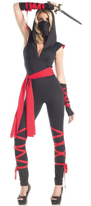 Ninja Womens Costume - Mortal Combat