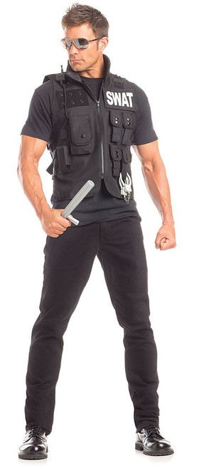 SWAT Mens Costume