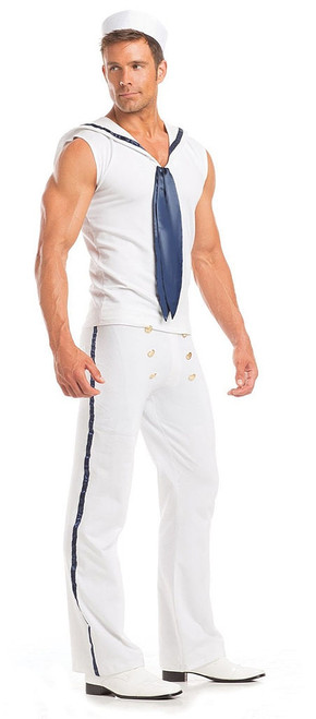 Sexy Sailor Mens Costume