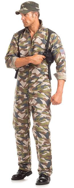 Sergeant Major Mens Costume