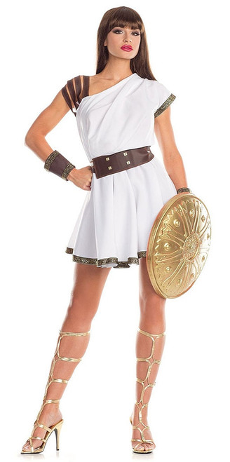 Gladiator Womens Costume