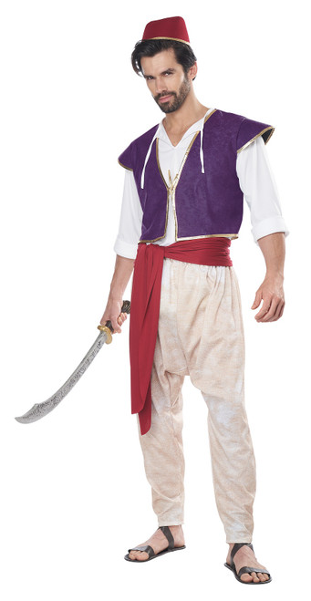 Aladdin Man Costume