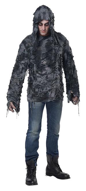Zombie Hoodie Man Costume