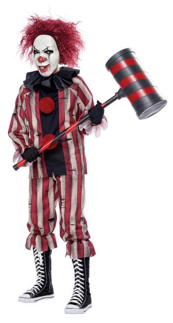 Nightmare Clown Boy Costume