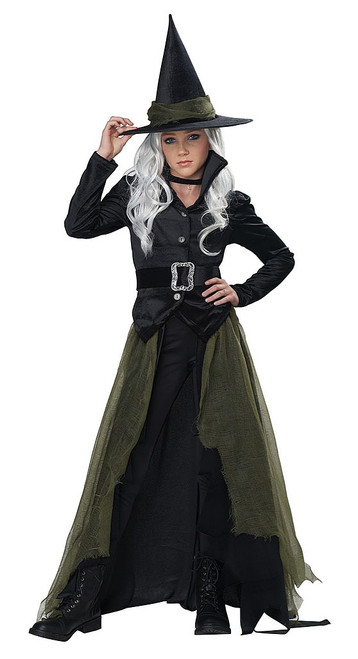 Witch Girl Costume