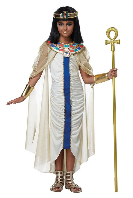 Egyptian Princess Girl Costume