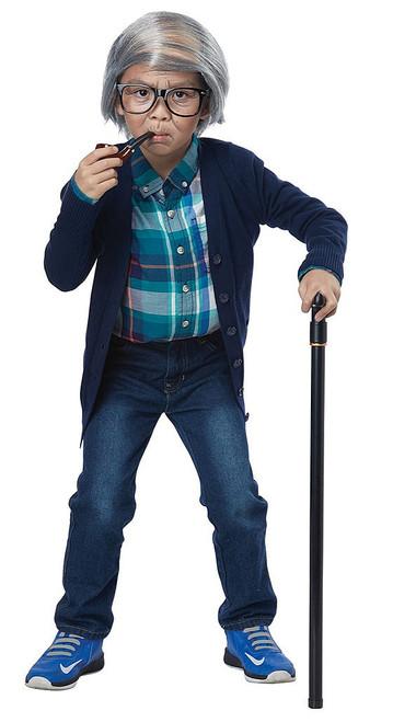 Old Man Combover Boy Accesssories
